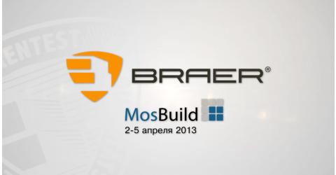 BRAER MosBuild 2013
